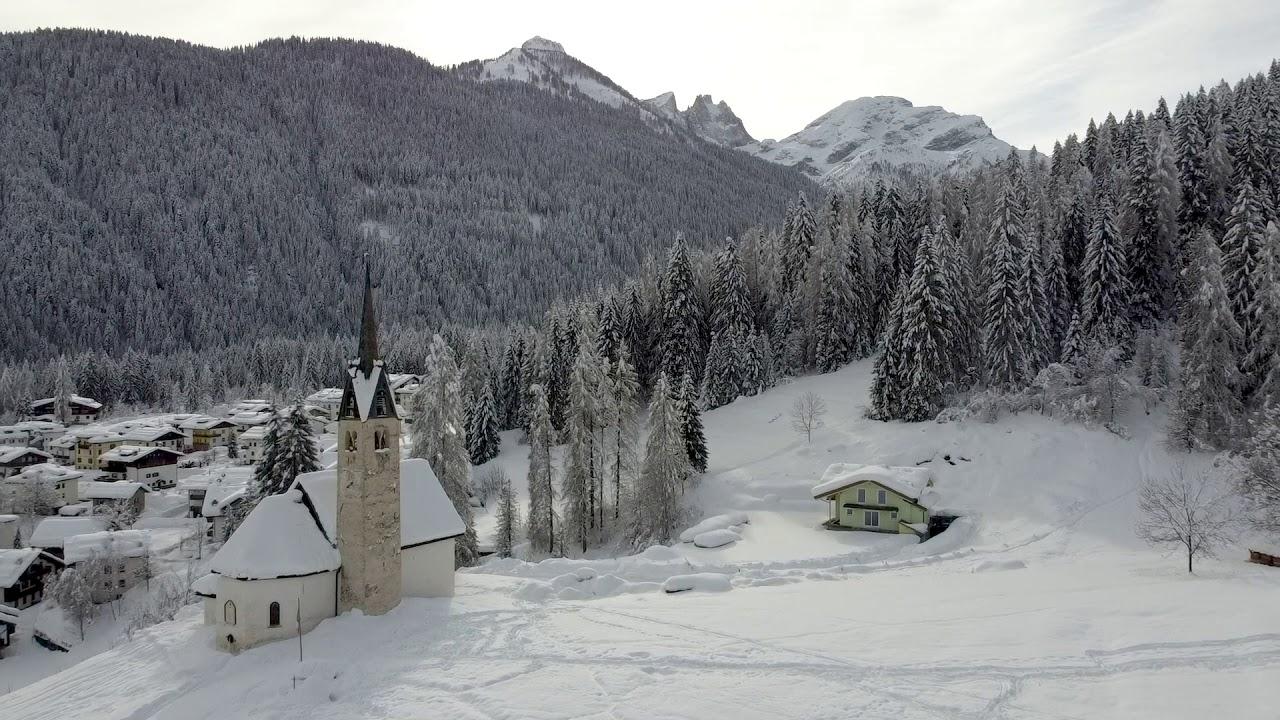 Download Dolomiti della Val del Biois: CHIESA DELLA BEATA VERGINE DELLA SALUTE - CAVIOLA