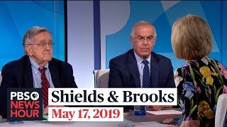 Shields and Brooks on abortion law battles, 2020 generational divide