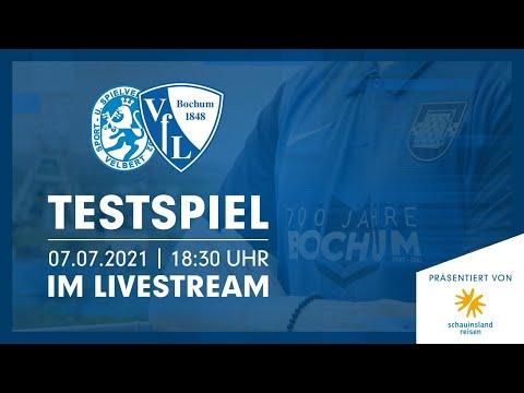 LIVE: VfL Bochum 1848 v SSVg Velbert