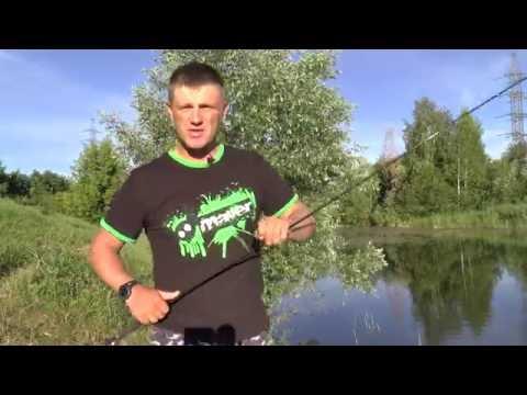 Правильный промер глубины и выбор дистанции в фидерной ловле  часть 1 Лягушатник