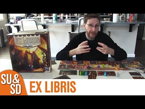 Ex Libris - Shut Up & Sit Down Review