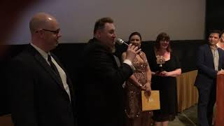 'Guilty Bunch of Flowers' - Hollywood Award Acceptance Speech