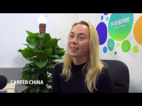 Interview with an ESL Teacher in China - Vicky (On Air ESL Teacher)