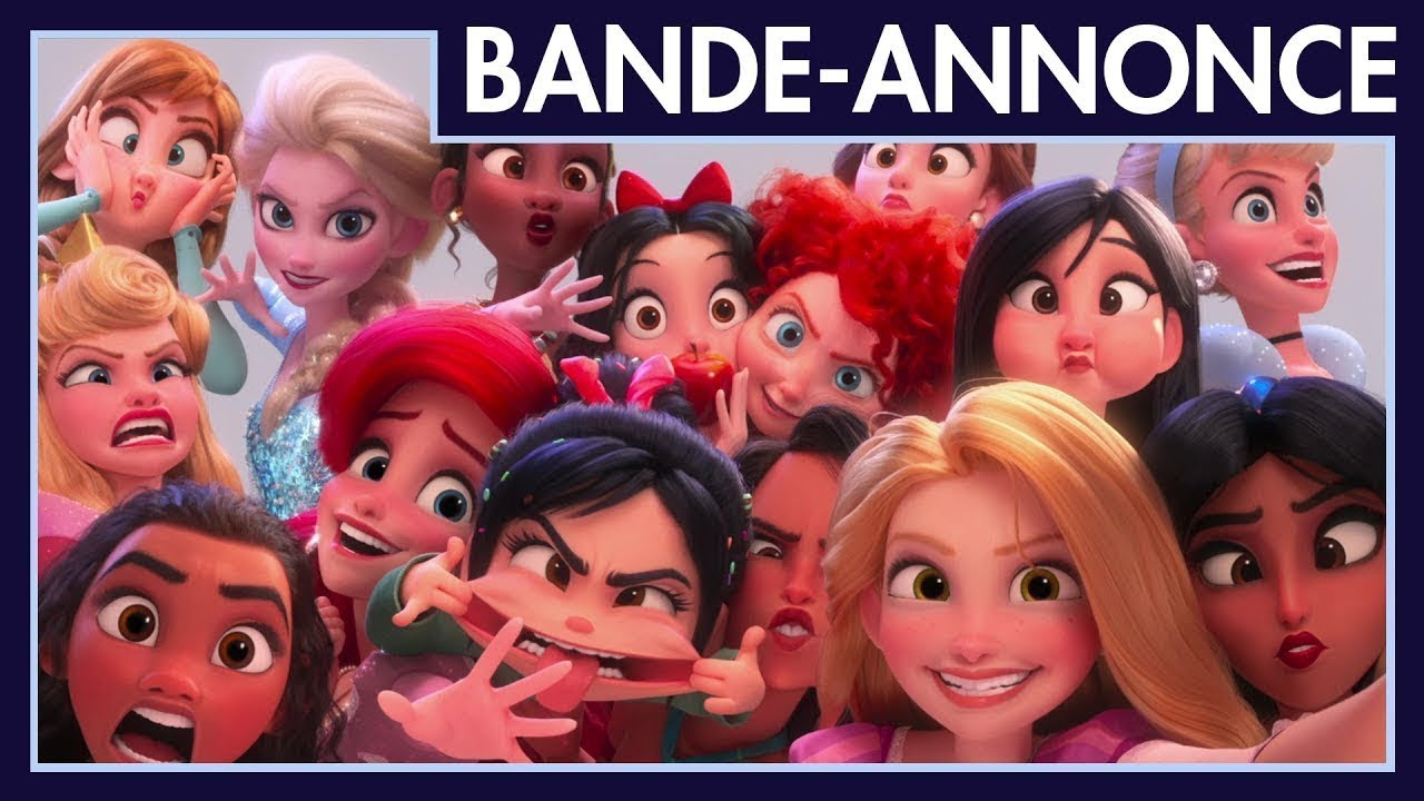 Download Ralph 2.0 - Bande-annonce officielle I Disney