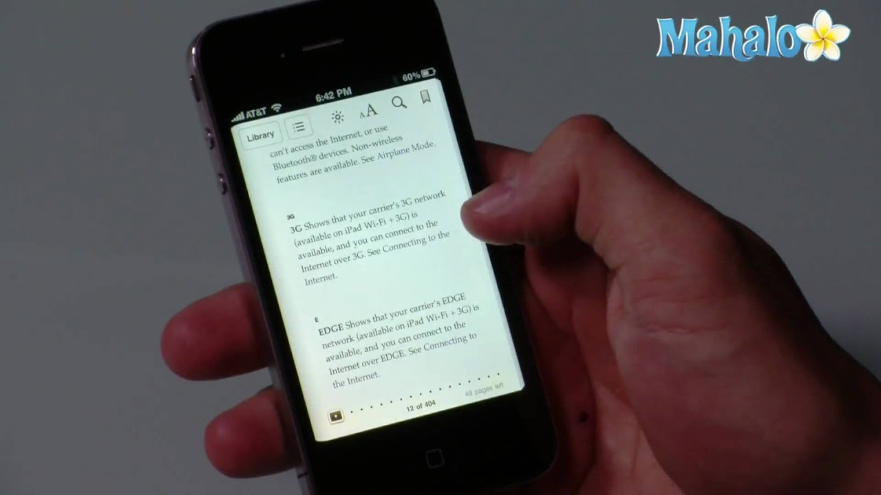how to add ibooks to iphone
