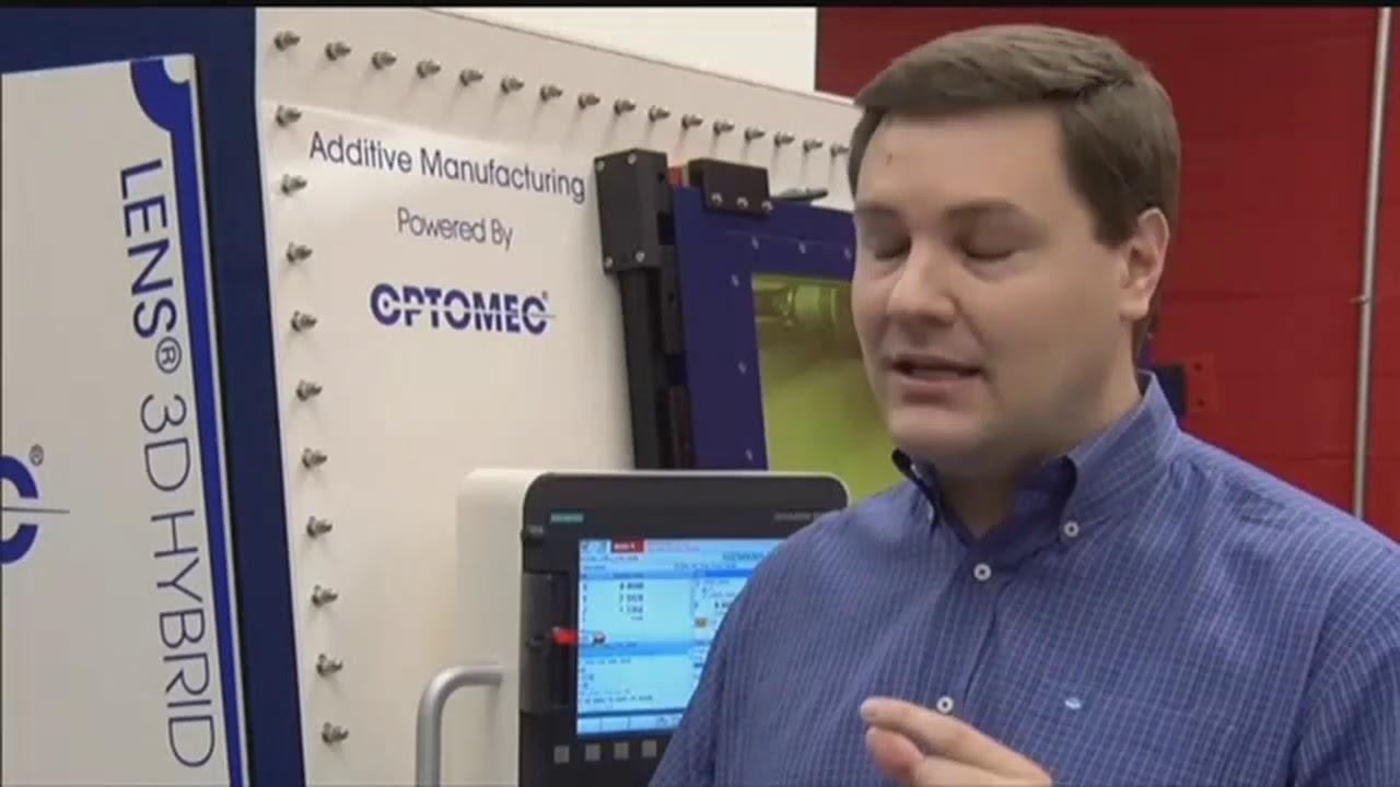 UNL professor utilizes 3D printer technology to create new medical implant