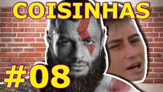 #08 HORA DO SHOW YÓ BIURIFÓ! - Dublando Coisinhas - God of War Novo