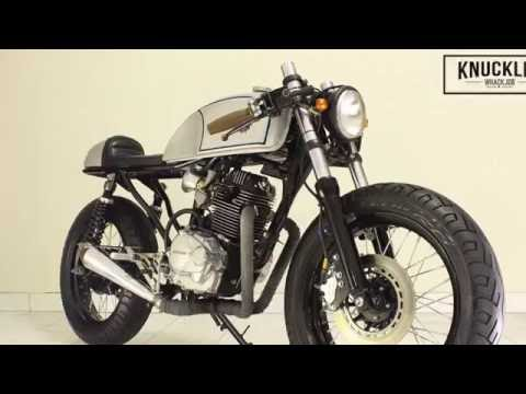 Bodong - The Caferacer Project