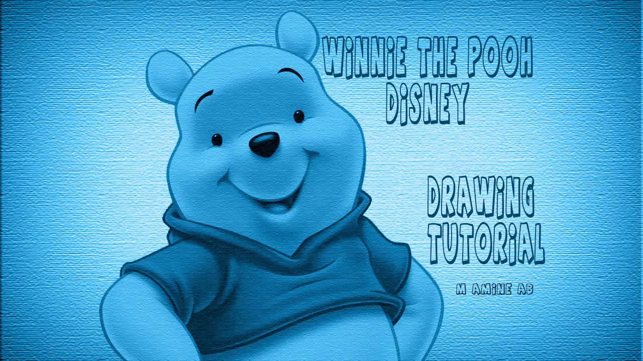 Let S Draw Winnie The Pooh Tutorial