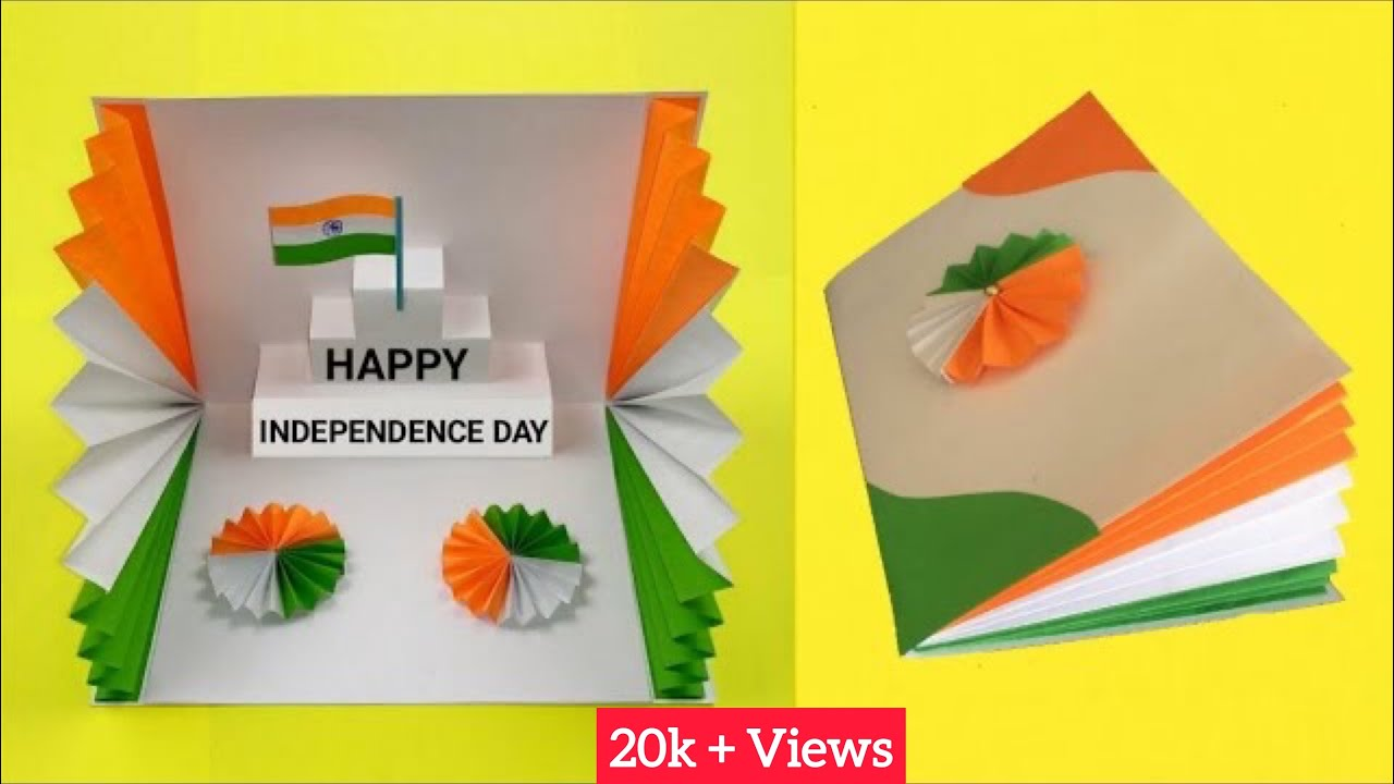 independence day card making ideas  independence day