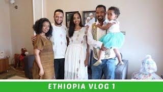 Ethiopia Vlog 1 Fasika & Fun with the Family | Amena