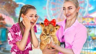 Моя мама управляет зоопарком