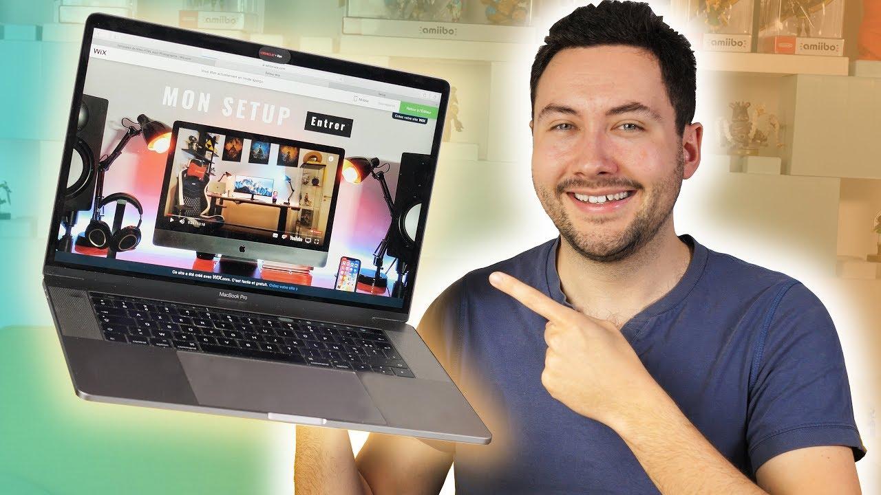 cr er un site web gratuitement facilement et rapidement youtube. Black Bedroom Furniture Sets. Home Design Ideas