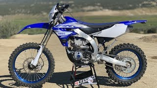 2019 Yamaha WR450F - Dirt Bike Magazine
