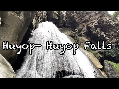 HUYOP-HUYOP FALLS| OMAS, CAMINDANGAN, SIPALAY CITY, NEGROS OCCIDENTAL