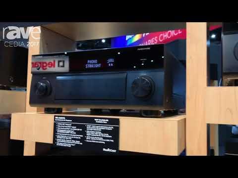 CEDIA 2017: Yamaha Shows RX-A3070 Aventage AV Receiver