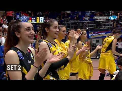 Volei Alba Blaj - VakifBank Istanbul | #CLVolleyW Gold Medal Match Highlights