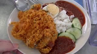 Singapore Nasi Lemak, Central Point Foodcourt, 5 Sep 2018