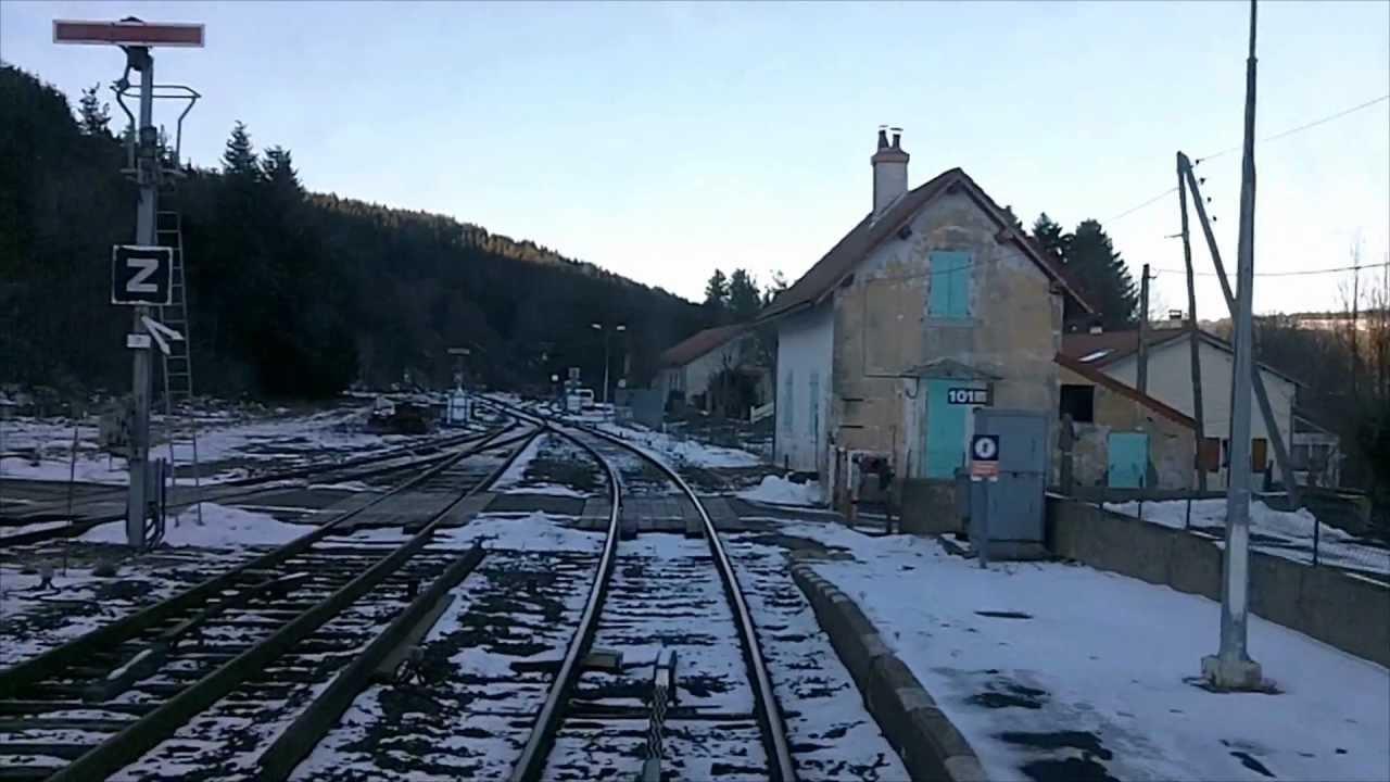 Train Cevenol Langogne A La Bastide St Laurent Les Bains - St Laurent De  Chamousset Piscine ...