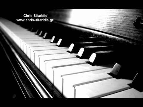 Auta pou tha' lega se sena - Mixalis Xatzigiannis (Karaoke Version) By Chris Sitaridis