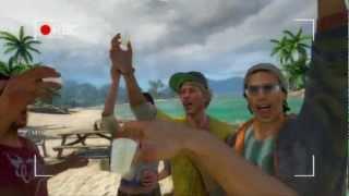 Far Cry 3 - Mein Land (Rammstein) Music Video