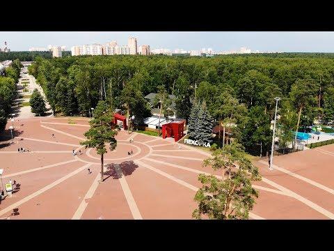 Фестиваль парков в Балашихе