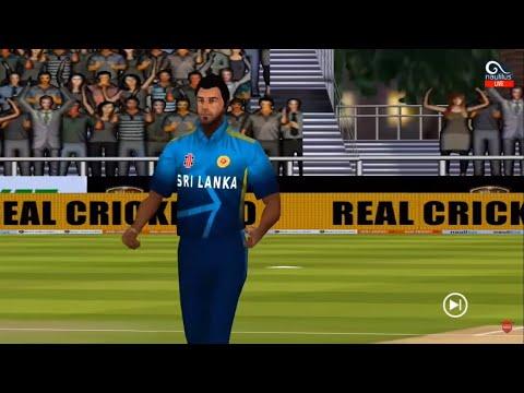 Download LIVE: IND vs SL 2021 Live   2nd T20   FINAL OVER 2   India vs Sri Lanka 2021 Live   Real Cricket 20