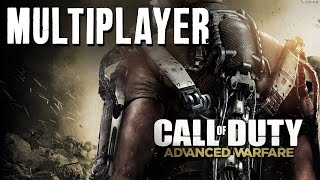 Call of Duty: Advanced Warfare Multiplayer Gameplay - Launch Day Gameplay #1 -  60FPS 1080p HD
