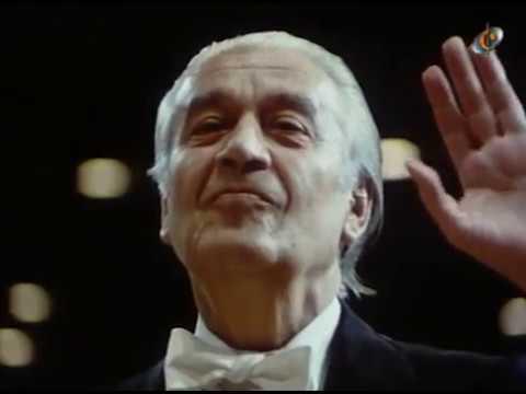 Ravel - Piano Concerto - Michelangeli, Celibidache, LSO