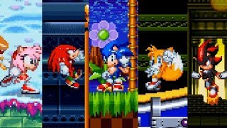 SONIC MANIA - Dreamcast Era Edition
