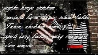 Gambar cover d'paspor ft joelie abadikan cinta (with lyric)