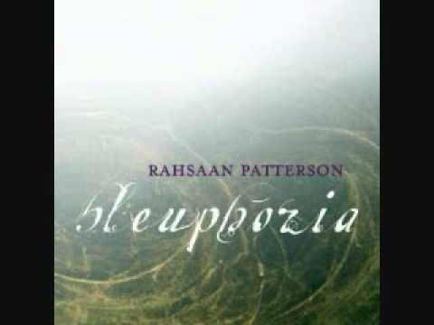 I Only Have Eyes - Rahsaan Patterson