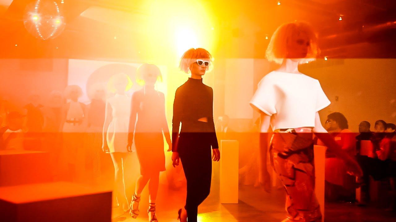 Sherie L Nevett Art Of Style Fashion Show 2015 Youtube