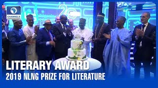 The 2019 NLNG Prize For Literature