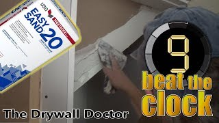 Drywall Easy Sand Patching Series Pt. 3