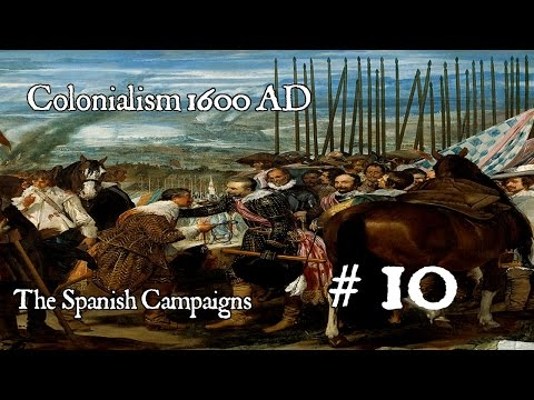 Colonialism 1600 AD - Spanish Campaign # 10 Pirates and Revolutions
