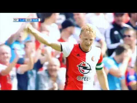 Dirk Kuyt Doet De DAB.