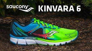 Running Shoe Preview: Saucony Kinvara 6