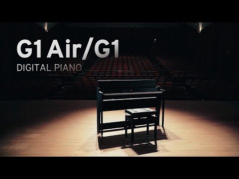 KORG G1 Air / G1 - Intense piano pleasure.