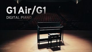 KORG G1 Air / G1 - Intense piano pleasure.