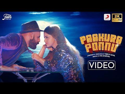 paakura ponnu song lyrics varun sunil 2019 album