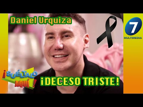 Daniel Urquiza ¡DECESO TRISTE! / Multimedia 7