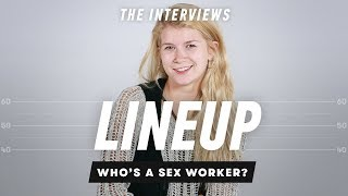 Guess Who's A Sex Worker (Post Interview) | Lineup | Cut