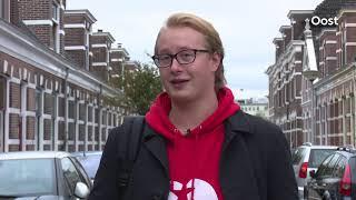 ROOD Zwolle opent aanval op verhuurmakelaar van studentenkamers