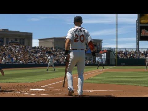 MLB The Show 18 - El Paso Chihuahuas vs San Diego Padres - Gameplay (PS4 HD) [1080p60FPS]