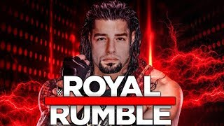 WWE 2k19! ROYAL RUMBLE!