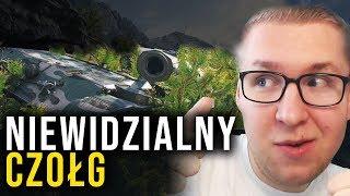 NIEWIDZIALNY CZOŁG - World of Tanks