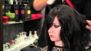 Преображение в Салоне Красоты Chicago. Окрашивания волос