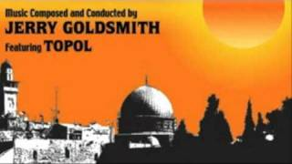 Jerry Goldsmith - The Going Up of David Lev - Soundtrack Music Suite 1973