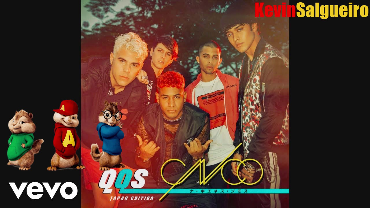 Download CNCO - My Boo (THE CHIPMUNKS)